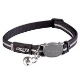 Rogz beltz AlleyCat Halsband Small Black