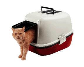Kattenbakken en benodigdheden