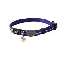AlleyCat Halsband  XS Purple