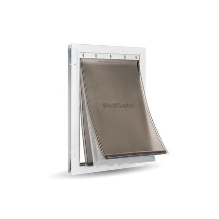 Petsafe Aluminium Extreme Weather Pet Door Medium