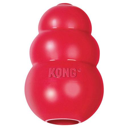 Kong Speeltje classic xlarge rood