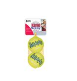 Kong SqueakAir Balls Large 8 cm  netje 2 stuks