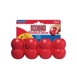 kong Goodie Ribbon Rood  Medium 18 x 6.5 x 4 cm