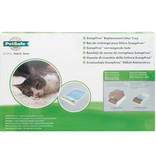 Petsafe ScoopFree  Replacement Blue Crystal Litter Tray (1-Pack)