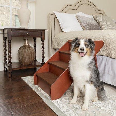 Petsafe CozyUp  opklapbare houten opstap voor huisdieren