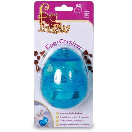 Funkitty Funkitty Egg-Cersizer Kattenspeeltje