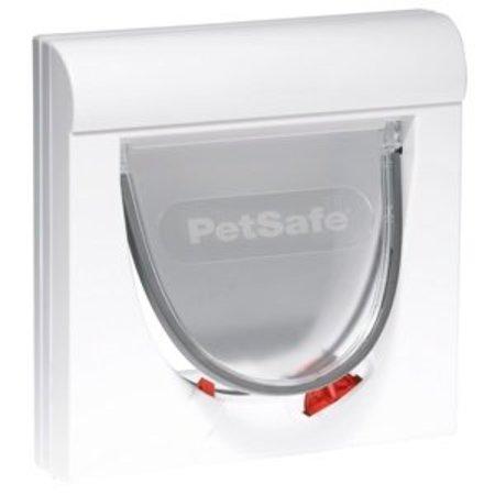 Petsafe 919 Classic kattenluik wit