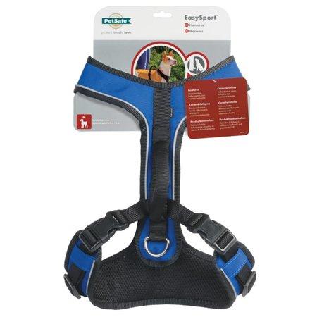 Petsafe EasySport Harness maat XS blauw