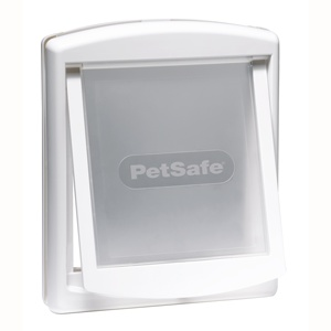 Petsafe Staywell 740 huisdierluik wit Medium