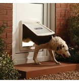 Petsafe 760 Hondenluik Large wit