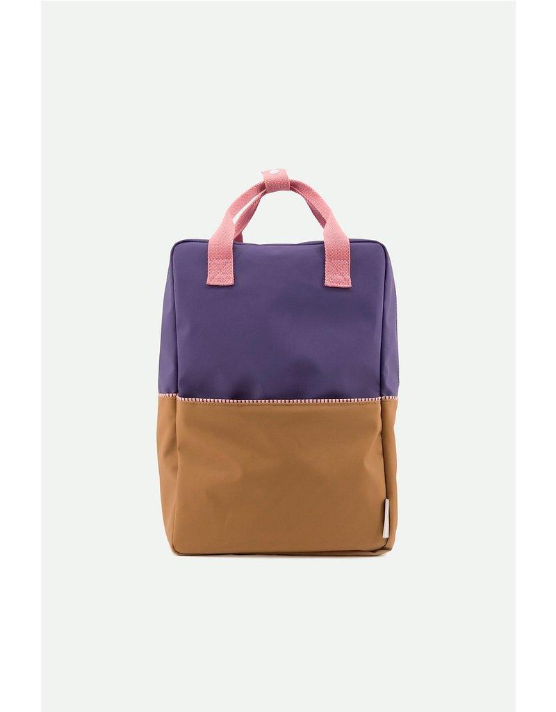 Sticky Lemon Backpack Block Large Lobby Purple