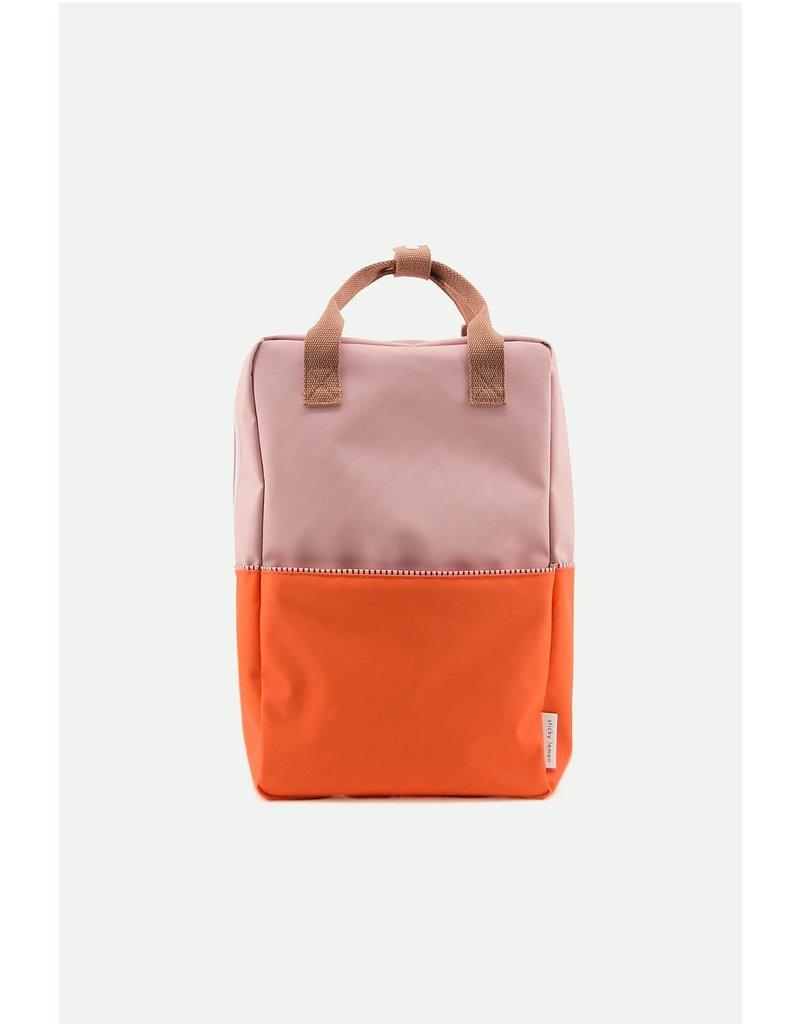 Sticky Lemon Backpack Block Large Pastry Pink