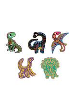 Janod Scratch Art Dinosaurus