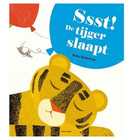 Gottmer Ssst! de tijger slaapt