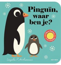 Gottmer Pinguin, waar ben je?
