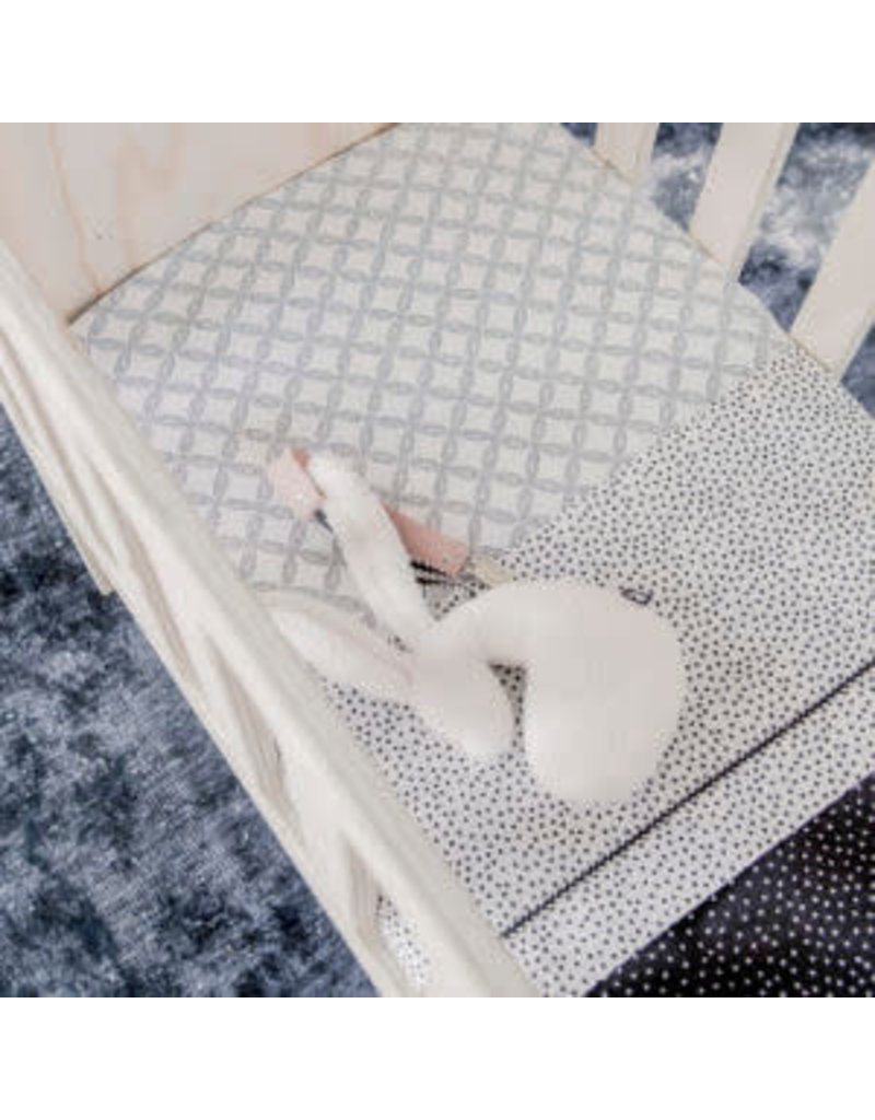 Mies & Co Wieglaken Cozy Dots