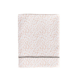 Mies & Co Wieglaken Wild Child Chalk Pink