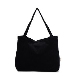 Studio Noos Midnight rib mom-bag
