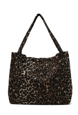 Studio Noos Brown jaguar mom-bag