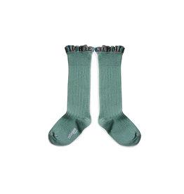 Collégien Knee Socks Céladon