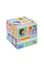 Petit Monkey Stacking Blocks