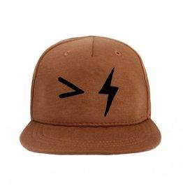 vanPauline Cap Lightning Caramel