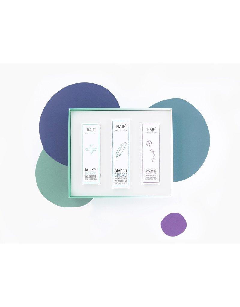 Naïf Starterset Mini - Newborn Essentials