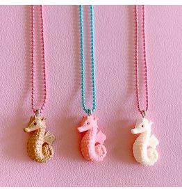Pop Cutie Ketting Zeepaardje (3 kleuren)