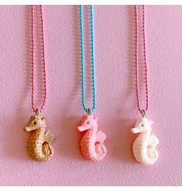 Pop Cutie Necklace Sea Horse (3 colours)