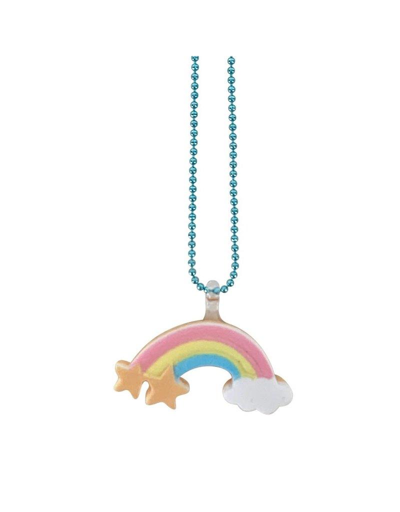 Pop Cutie Ketting Regenboog  (3 soorten)