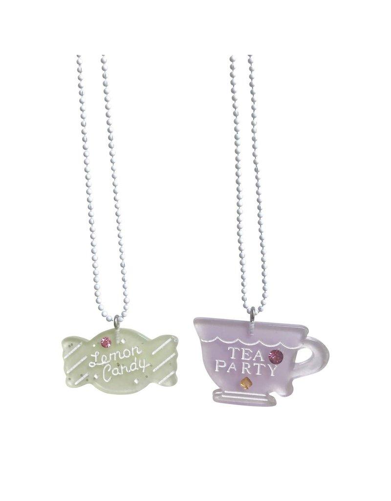 Pop Cutie Necklace Tea Cup
