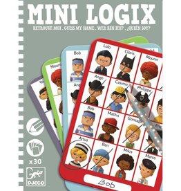 Djeco Mini Logix - Wie is het?
