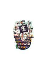 Djeco Puzzel het Piratenschip 36 stukjes