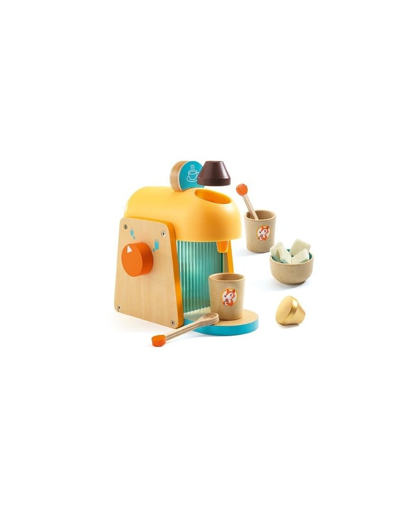 Djeco Mijn Expresso Espressomachine