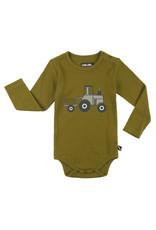 CarlijnQ Tractor - bodysuit with print