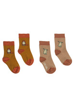 CarlijnQ Socks - SET of 2: LouLou + Rabbit