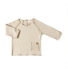 Nixnut Raw Shirt Sand