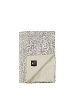 Mies & Co Teddy Crib Blanket Cozy Dots