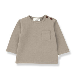 1+ in the family Aneto t-shirt beige