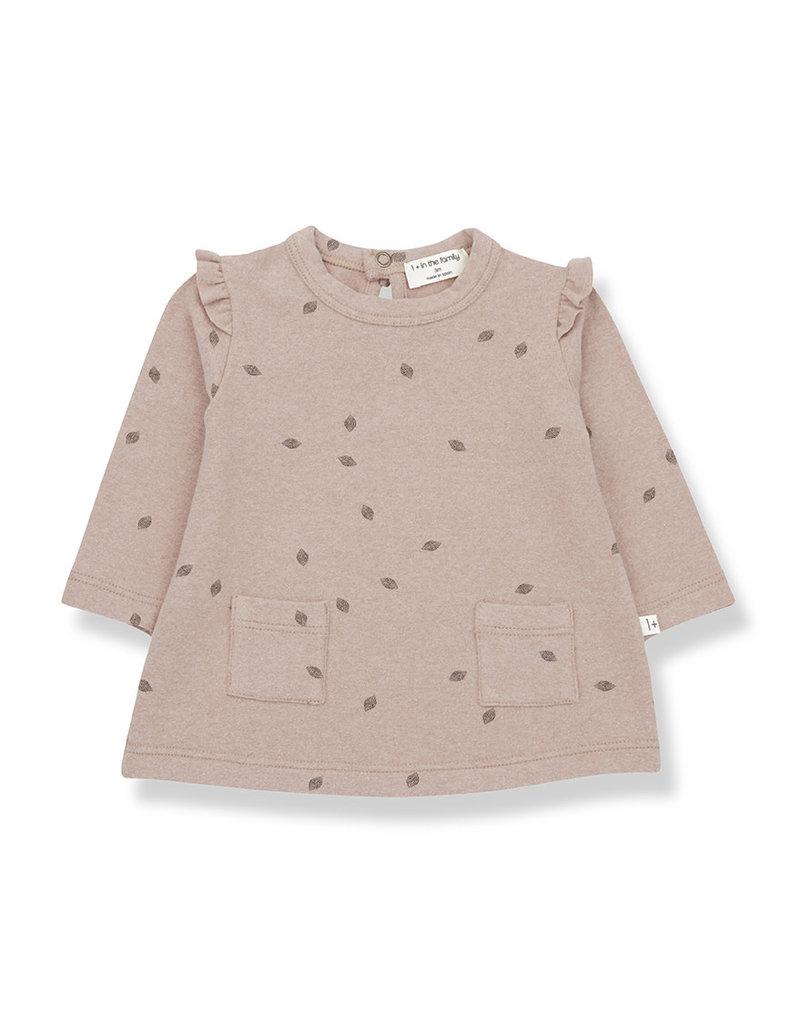 1+ in the family Montarto dress rose