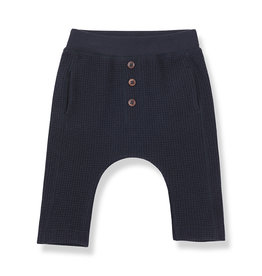 1+ in the family Averau pants blue notte