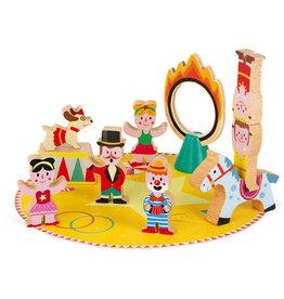 Janod Story - Circus set