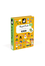 Janod Magnetibook - 4 seizoenen