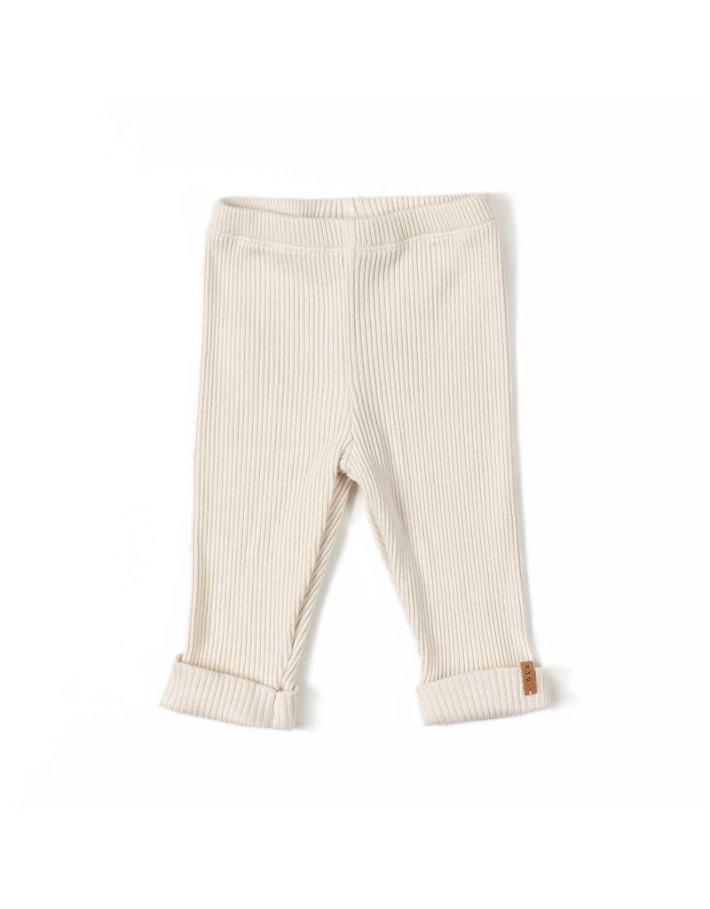Nixnut Rib Legging Cream