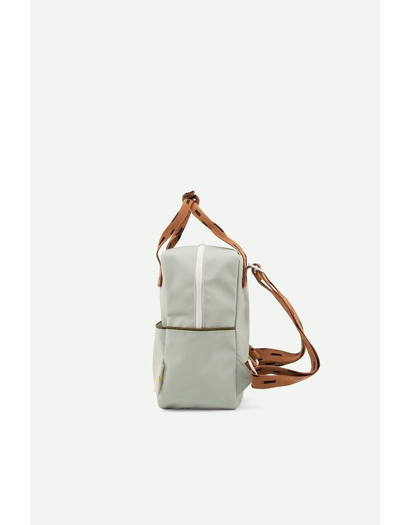 Sticky Lemon Backpack Small Sprinkles Sage Green