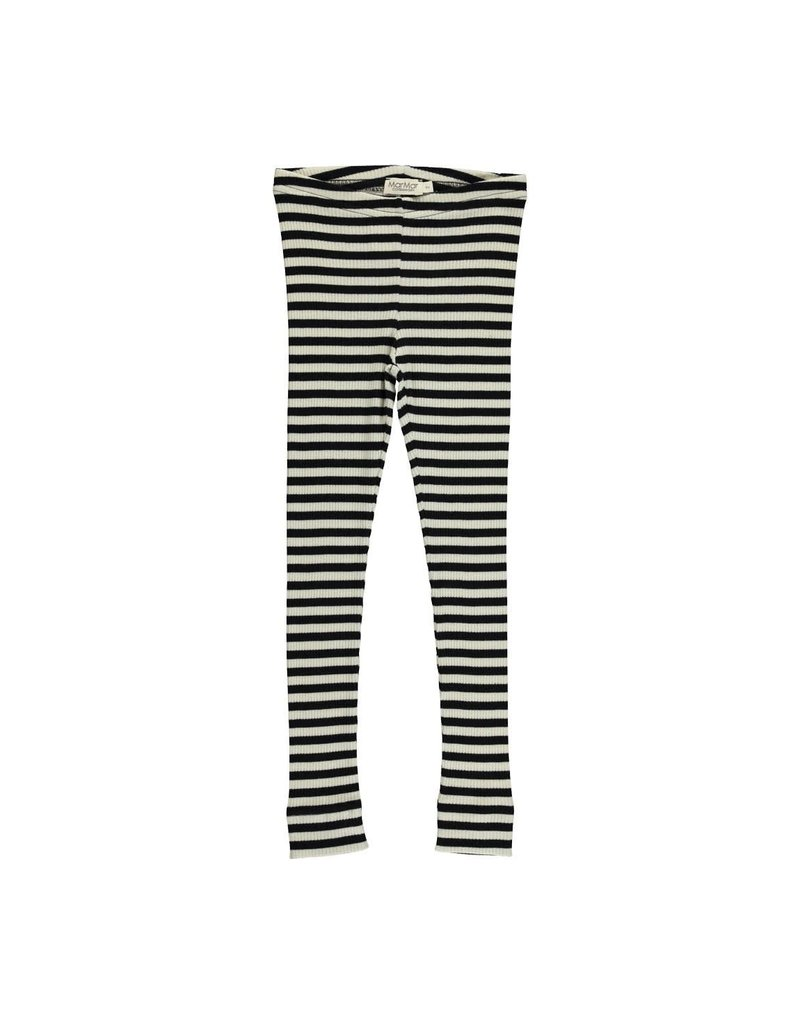 MarMar Copenhagen Legging Black/Off White