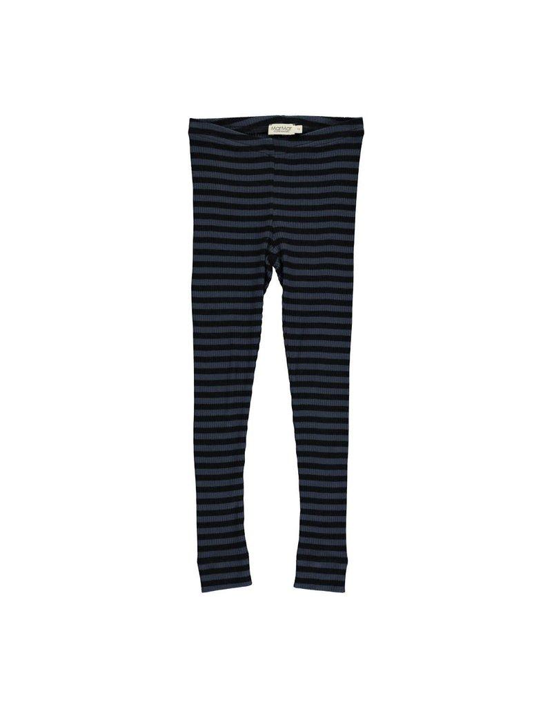 MarMar Copenhagen Legging Black/Blue