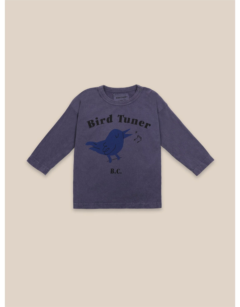 Bobo Choses Bird Tuner Long Sleeve T-Shirt