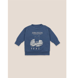 Bobo Choses Zebra Painter Sweatshirt