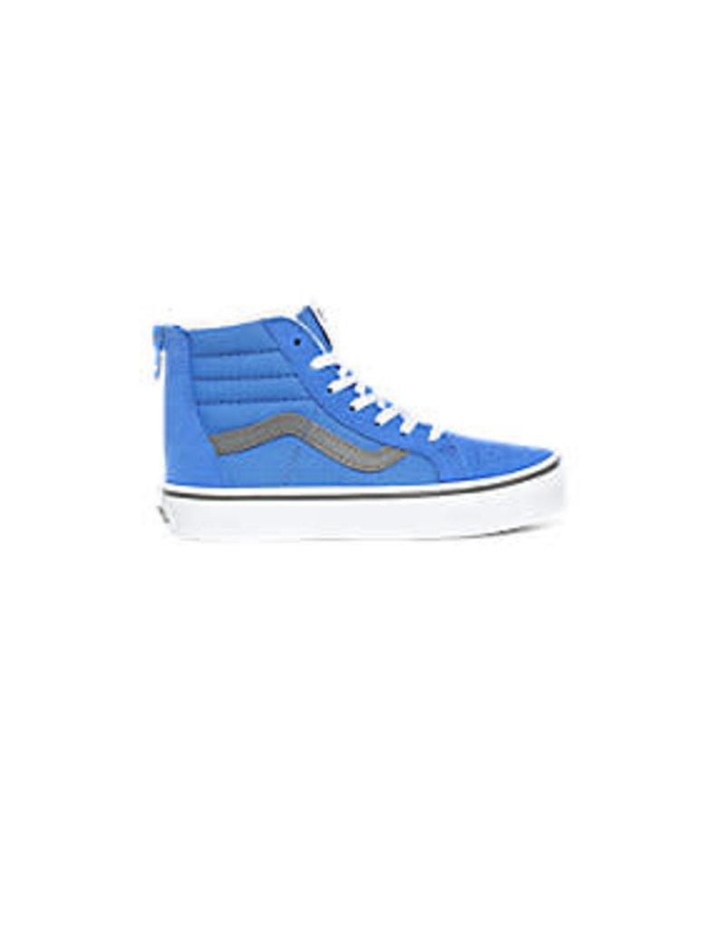 Vans SK8-HI ZIP Blauw